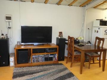 flat - dining room
