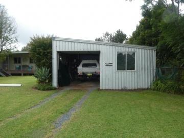 garage/workshop 9 x 6