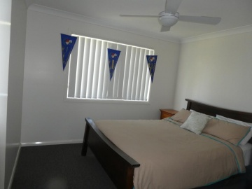 3rd bed