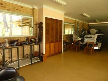 2nd garage & flat