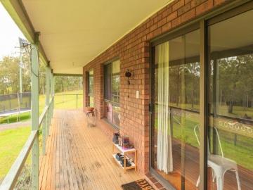 front verandah
