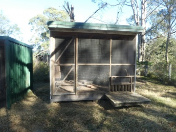 chook pen 2