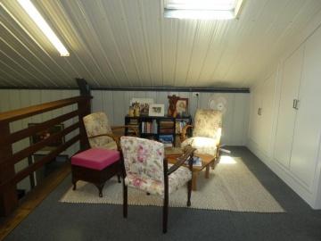 upstairs sitting room
